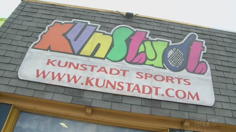 Curbside Pickup: Kunstadt Sports