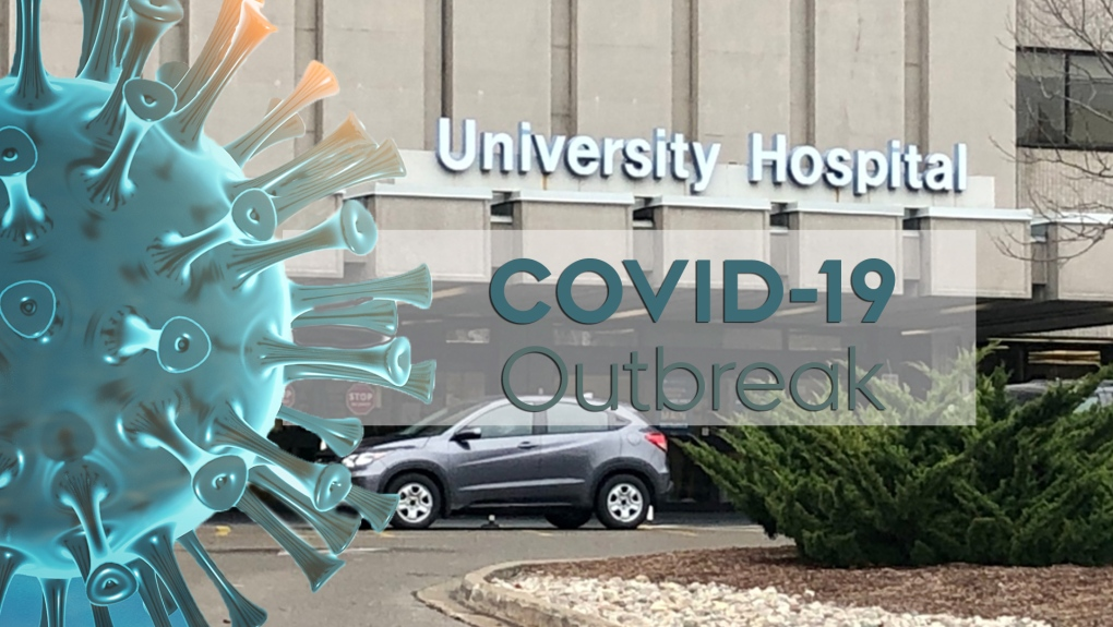 COVID-19 outbreak at UH