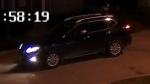 Toronto police are searching for a suspect vehicle they believe was involved in a shooting that left a man seriously injured last month. (TPS)