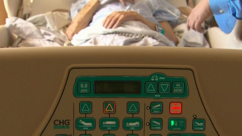 Quebec Hospitals could start triaging in the ICU