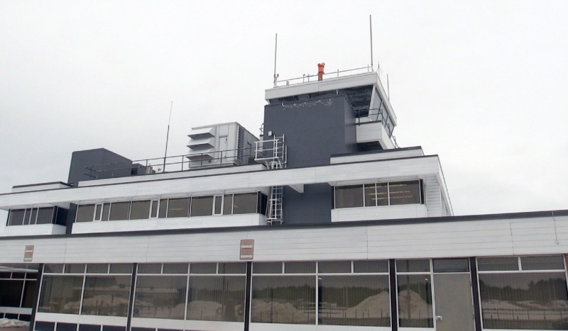 The federal government is providing nearly $9 million to help the Sault airport complete crucial infrastructure upgrades. (File)