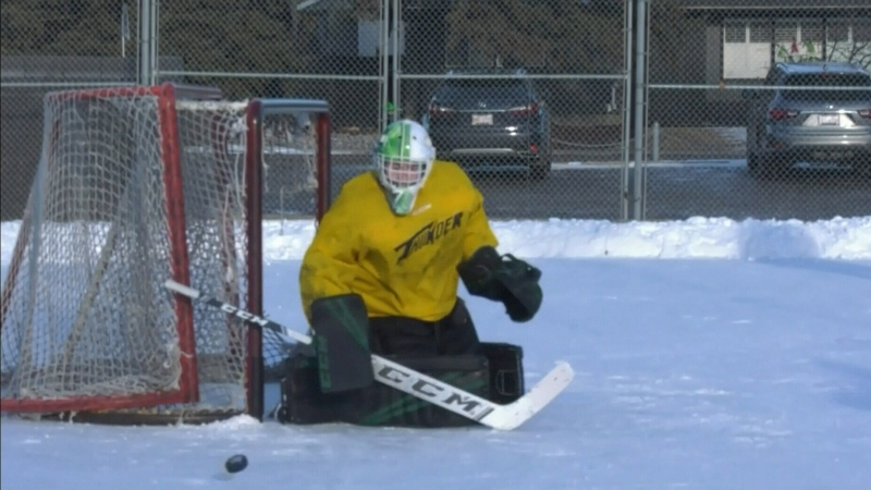 Minor hockey hoping to be back on the ice soon
