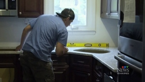 Home renovation business is booming