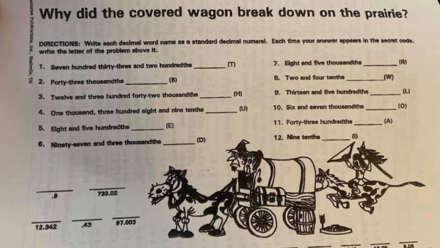 'It upholds the systemic racism': Brandon mother upset over offensive image in child's homework