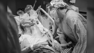 A Calgary doctor is sharing her photos of life on the frontlines of the COVID-19 crisis. Brenna Rose reports