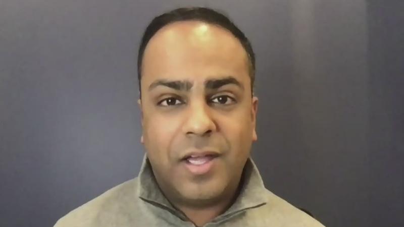 Palliative care physician Dr. Naheed Dosani