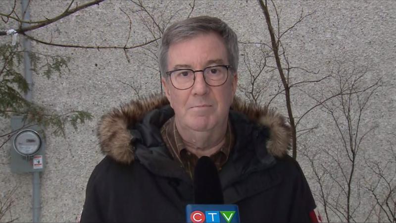 Ottawa Mayor Jim Watson speaks to CTV News at Six, Jan. 16, 2021.