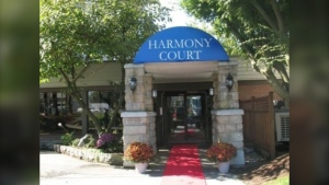 AgeCare Harmony Court in Burnaby is seen in this photo from the facility's website.