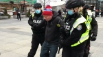 Toronto anti-lockdown protest
