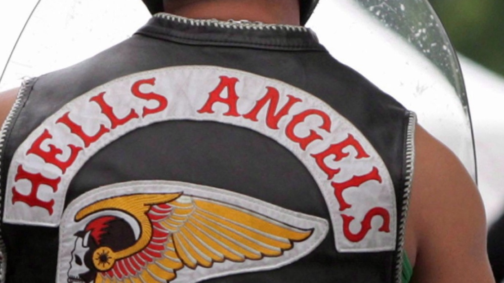 Hells Angels motorcycle club member