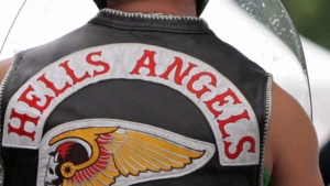 Hells Angels Motorcycle Club - FILE PHOTO. THE CANADIAN PRESS/Darryl Dyck