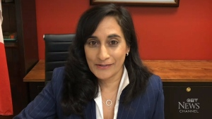 Minister of Procurement Anita Anand