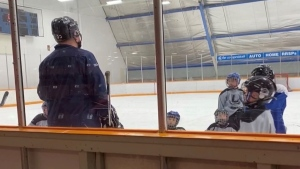 Hockey Alberta says a large proportion of its funding used to support hockey proograms comes from the community.