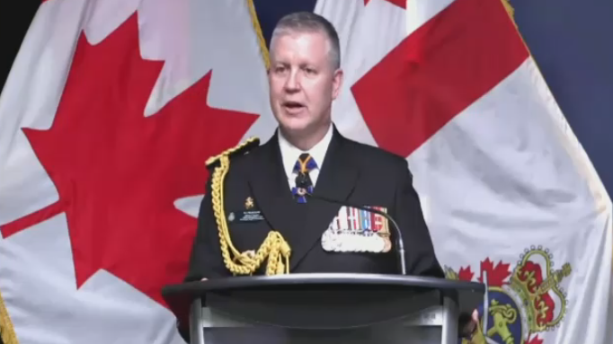 On Thursday, during his virtual swearing-in ceremony, he apologized to victims of racism or discrimination while serving. The Prime Minister has said McDonald's first major task going forward will be to help lead the country's fight against COVID-19. His appointment to the position makes McDonald the first naval officer to hold the top military job in 25 years.