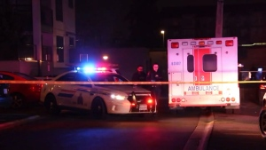 Langley RCMP responded to an incident that sent one person to hospital early on Jan. 18, 2021.