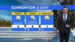 Jan. 18 morning forecast