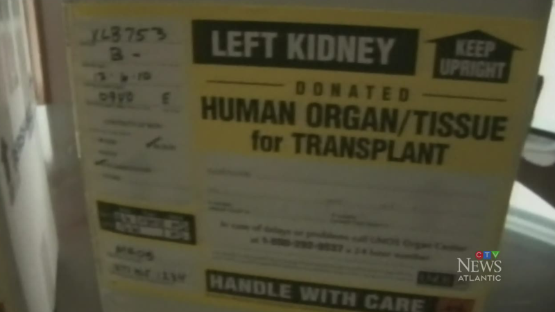 N.S. organ donation law takes effect