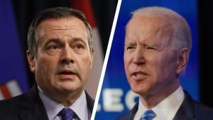 Jason Kenney Joe Biden
