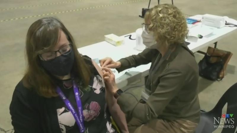 Second COVID-19 vaccine supersite opens
