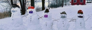 Snowmen Gallery