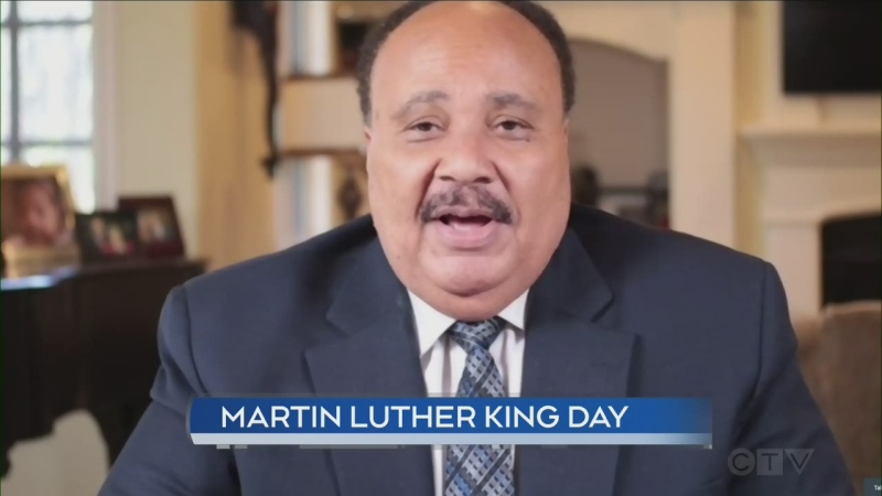 Commemorating Martin Luther King Jr. Day