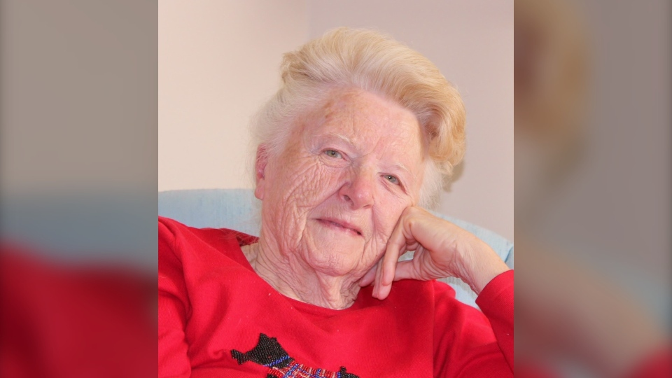 Jean Hayduk, 90, was a resident of Valley Stream Retirement in Nepean. She died Jan. 12, 2021 during an outbreak of COVID-19. (Photo provided by Barb Hayduk)