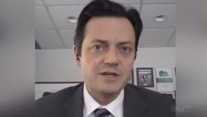 Barrie Mayor Jeff Lehman
