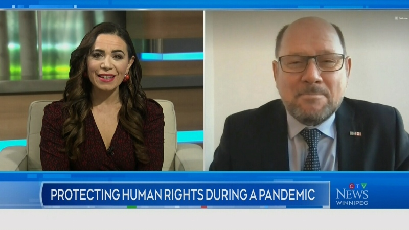 Protecting human rights during a pandemic