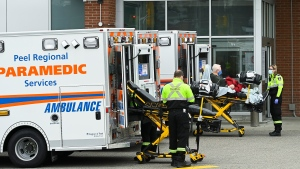 Ontario hospitals planning for worst-case scenario