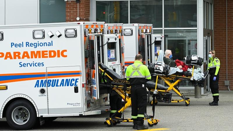 Ontario hospitals planning for worst-case scenario