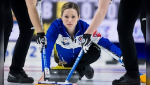 Laura Walker and her curling team were chosen Monday to represent Alberta at the Scotty's tournament in 2021