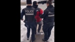 Montreal police arrest viral video
