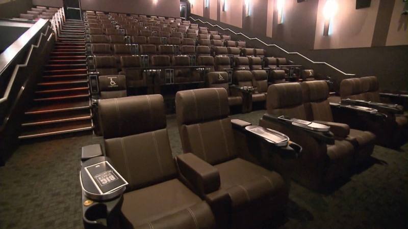 Theatres will remain empty once again for this year's Calgary Underground Film Festival, which is being run online due to the COVID-19 pandemic. (File photo)
