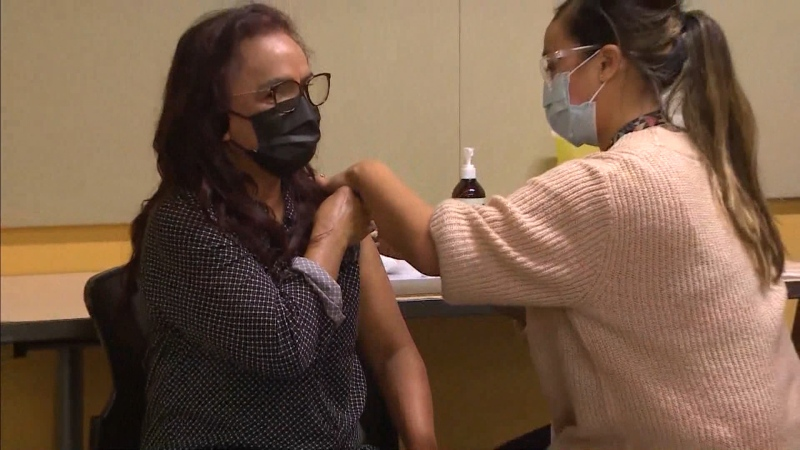 Officials adjust vaccine rollout plan