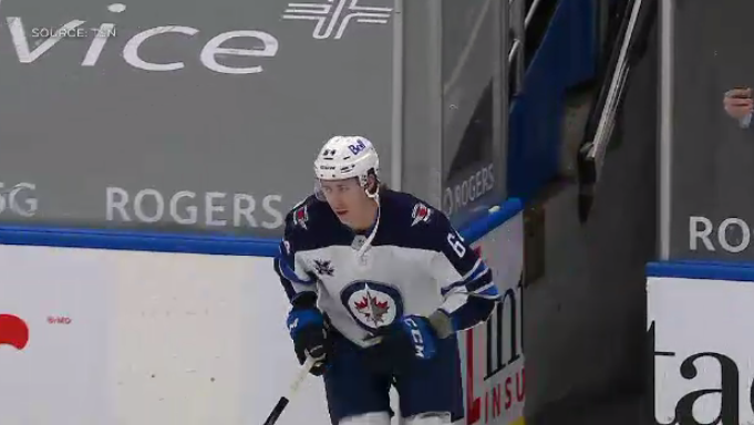 Waterloo's Logan Stanley makes his NHL debut in Toronto.
