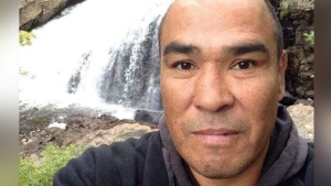 Raphael Andre froze to death overnight on Saturday just steps from a downtown Montreal shelter closed for curfew. (Credit: LaPresse)