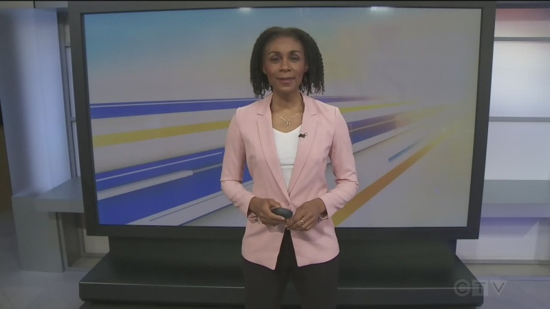 CTV Morning Live Weather Jan 19