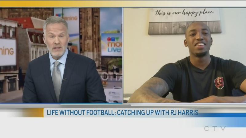 CTV Morning Live Harris Jan 19