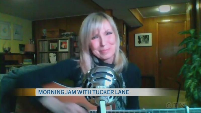 CTV Morning Live Stanwyck Jan 19
