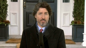 PM addresses Canadians on COVID-19 response