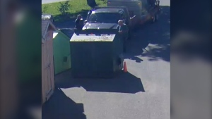 According to police, the air-cooled chiller was stolen around 10:50 a.m. on Oct. 4, 2020, from the Nova Scotia Community College Ivany Campus located at 80 Mawiomi Place. (Photo courtesy: Halifax Regional Police)