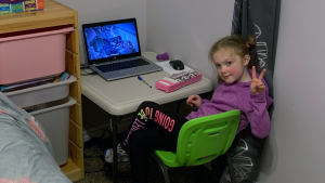 Picture This: Working from Home / Remote schooling
