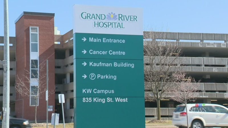 COVID-19 outbreak declared at GRH unit