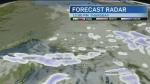 Weather advisories for some, others seasonal highs