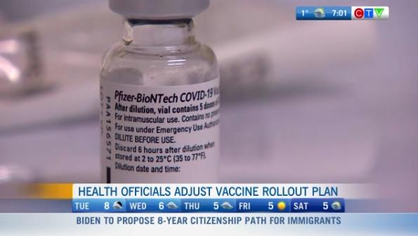 Headlines, vaccine news