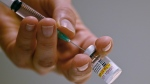 Under Austria's phased vaccine rollout, priority has been given to residents and staff at elderly care homes. (AFP)