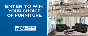 Your Choice Furniture Giveaway Rotator
