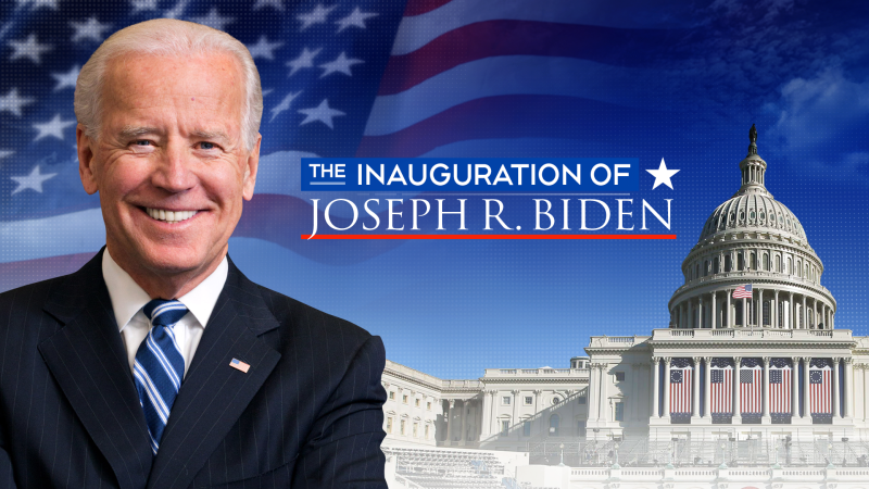 WATCH LIVE: Special coverage of Joe Biden's inauguration