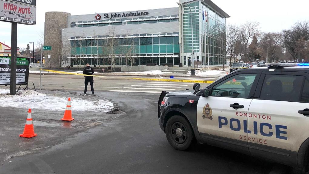 Jan 19 2020 pedestrian hit