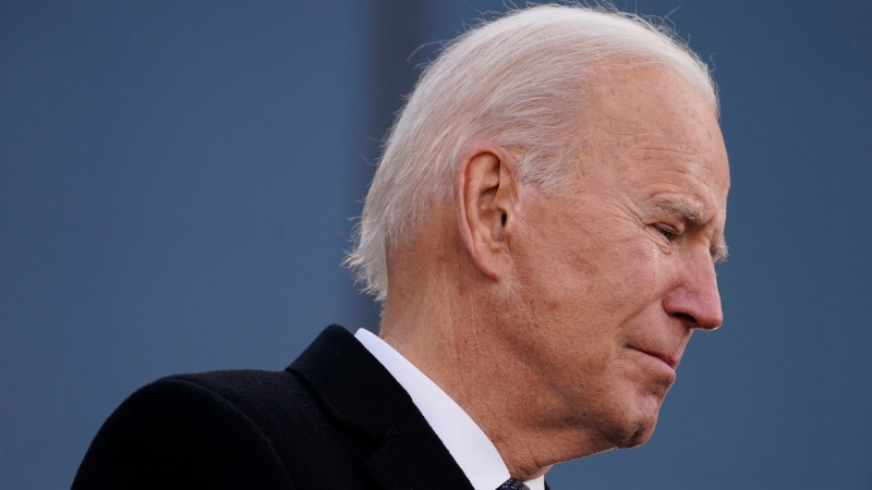Biden faces divided nation after four chaotic years of Trump